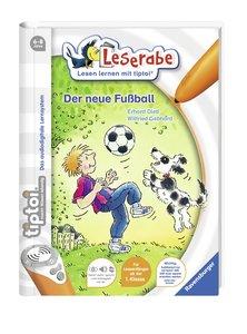 tiptoi® Leserabe Der neue Fußball