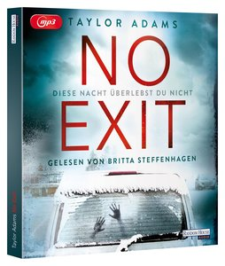 No Exit, MP3-CD