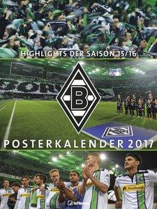 Borussia Mönchengladbach Posterkalender 2018