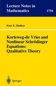 Korteweg-de Vries and Nonlinear Schrödinger Equations: Qualitati