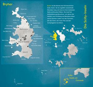 Nachts schweigt das Meer. Ein Krimi auf den Scilly-Inseln
