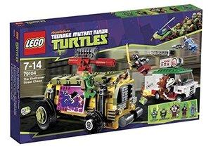 Lego 79104 - Teenage Mutant Ninja Turtles: Shellraiser