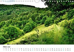 Dedenborn in der Eifel (Wandkalender 2020 DIN A4 quer)