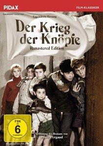 Der Krieg der Knöpfe, 1 DVD (Remastered Edition)