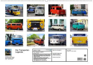 Die Transporter-Legende - Ein Kultfahrzeug Made in Germany