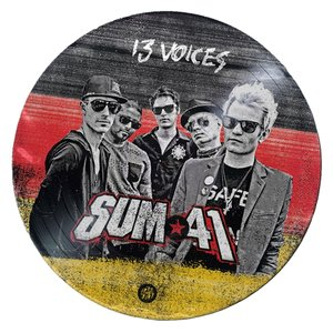 13 Voices (Limited Picture Disc Vinyl-Germany)