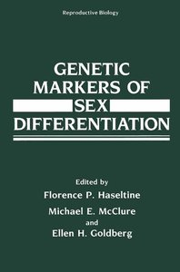 Genetic Markers of Sex Differentiation