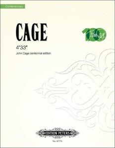 4'33'' Centennial Edition