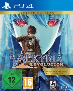 Valkyria Revolution - Day One Edition