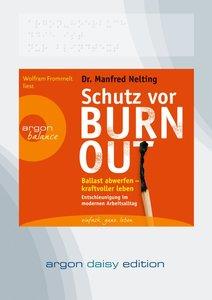 Schutz vor Burn-out (DAISY Edition)