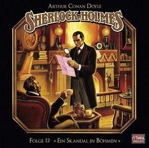 Sherlock Holmes - Folge 12. Ein Skandal in Böhmen