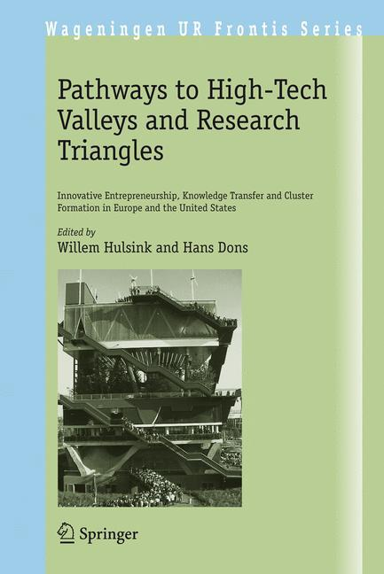 Pathways to High-tech Valleys and Research Triangles - zum Schließen ins Bild klicken