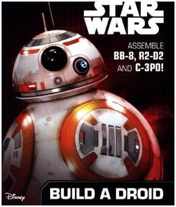 Star Wars: The Force Awakens Droid Construction Book
