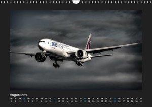 Faszination Luftfahrt (Wandkalender 2019 DIN A3 quer)
