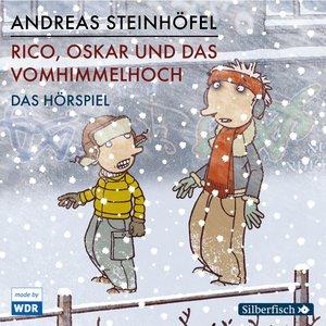 Rico, Oskar und das Vomhimmelhoch - Das Hörspiel, 2 Audio-CDs