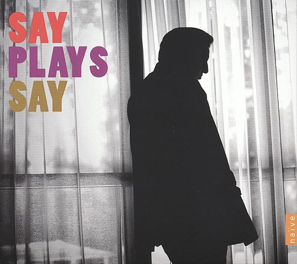 Say Plays Say - zum Schließen ins Bild klicken