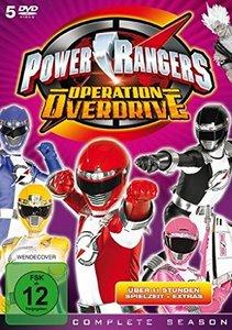 Power Ranger - Operation Overdrive