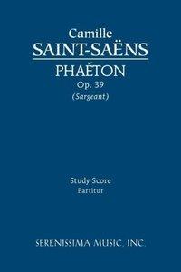 Phaeton, Op. 39 - Study Score