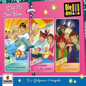 Die 15.3er Box (Folgen 43,44,45)