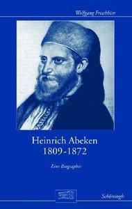 Heinrich Abeken 1809-1872