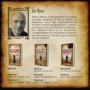 Buchland. Das Hörbuch (1 MP3-CD)
