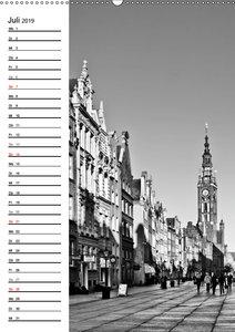 Danzig - Historischer Stadtkern (Wandkalender 2019 DIN A2 hoch)