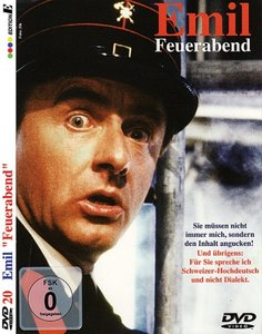 Emil, Feuerabend, 1 DVD