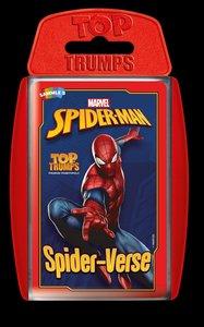 Top Trumps Spider-Man Spiderverse