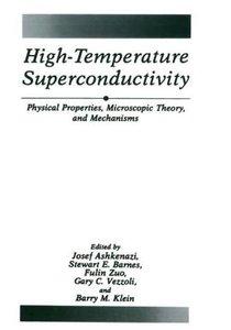 High-Temperature Superconductivity