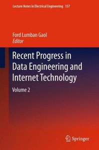 Recent Progress in Data Engineering and Internet Technology
