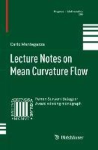 Lecture Notes on Mean Curvature Flow