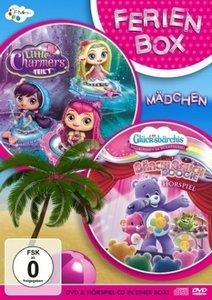 "FerienBox - Mädchen - Little Charmers 1 DVD & Glücksbärchis ""Bär"
