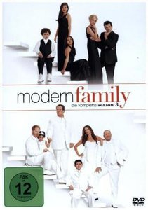 Modern Family. Season.3, 3 DVDs