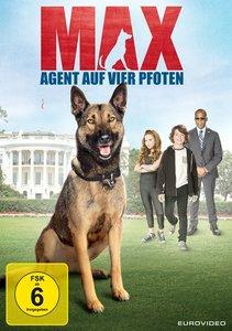 Max 2 - Agent auf vier Pfoten