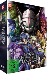 Code Geass - OVA 1+2 - DVD
