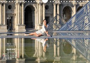 DANCERS IN THE CITY L\'Oeil et le Mouvement (Wall Calendar 2020