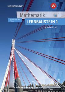 Mathematik Lernbausteine. Lernbaustein 1: Schülerband. Rheinland