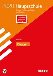 Hauptschule 2020 - Deutsch - Hessen, Ausgabe mit ActiveBook