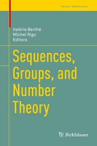 Sequences, Groups, and Number Theory