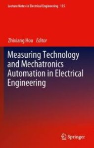 Measuring Technology and Mechatronics Automation in Electrical E