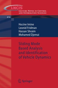 Sliding Mode Based Analysis and Identification of Vehicle Dynami