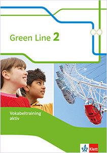 Green Line 2. Vokabeltraining aktiv, Arbeitsheft 6. Klasse