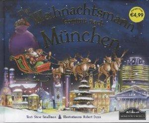 Der Weihnachtsmann kommt nach München