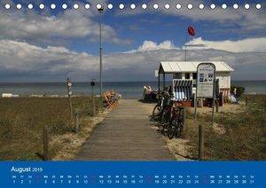 Boltenhagen 2019 (Tischkalender 2019 DIN A5 quer)