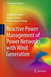 Reactive Power Management of Power Networks with Wind Generation