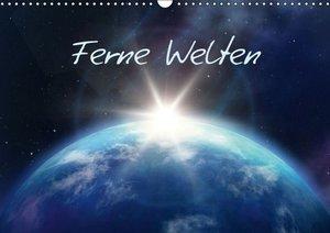 Ferne Welten (Wandkalender 2016 DIN A3 quer)