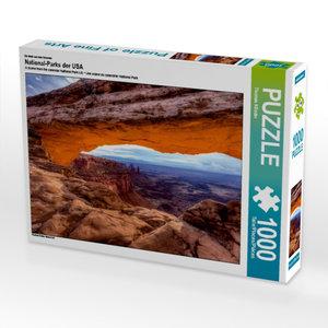 Ein Motiv aus dem Kalender National-Parks der USA 1000 Teile Puz