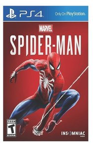 Ps4: Spiderman-PlayStation 4