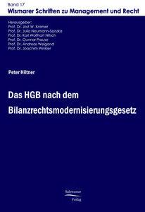 Das HGB nach dem Bilanzrechtsmodernisierungsgesetz