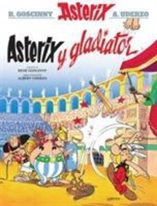 Asterix y Gladiator